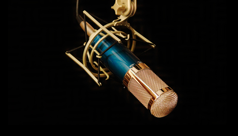 My favorite microphone: MXL 4000